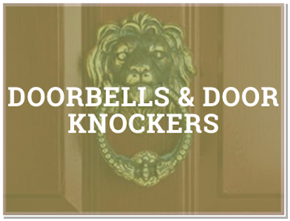 doorbells and door knockers