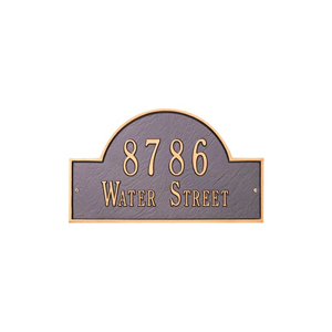 House Plaques & Numbers